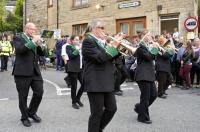 NFB win prize at Whit Friday Marches!